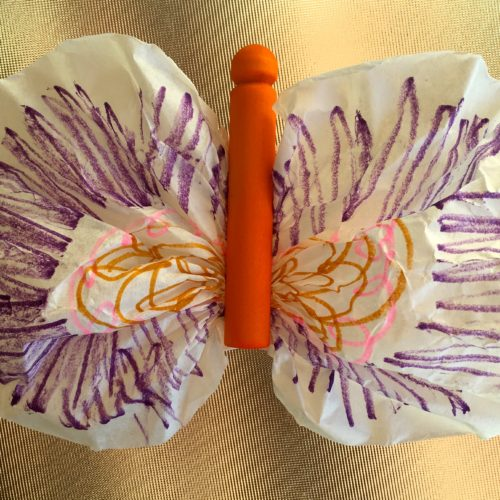 Marker Butterfly