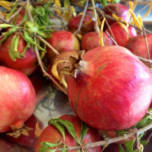 Pomegranates ~ Granada