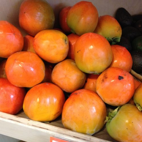 Persimmons ~ Caquis