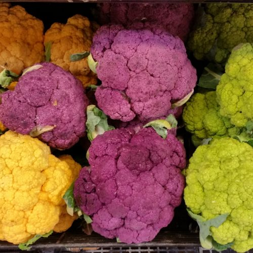 Cauliflower ~ Coliflor