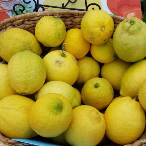 Lemons ~ Limones