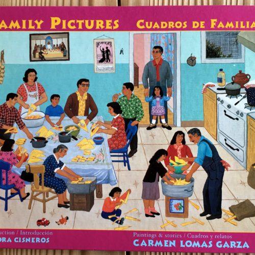 Family Pictures ~ Cuadros de la familia