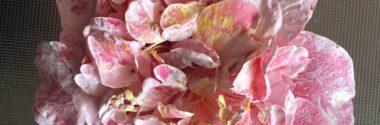 Painting Camellias ~ Pintando Camelias