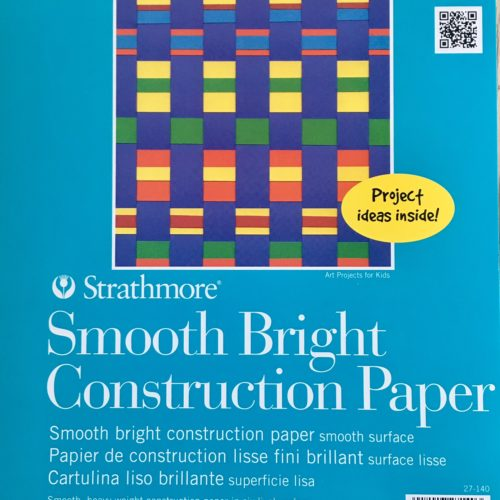 Bright Construction Paper