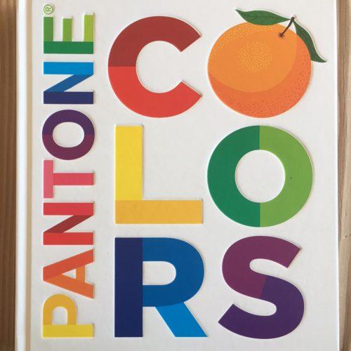 Pantone Board Book