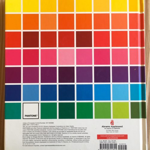 Pantone Color Grid