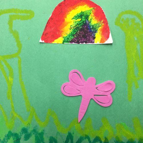 Preschool Art Arte del jovencito