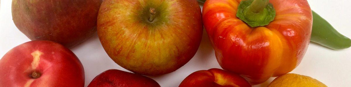 Fall Produce ~ Los productos de otoño