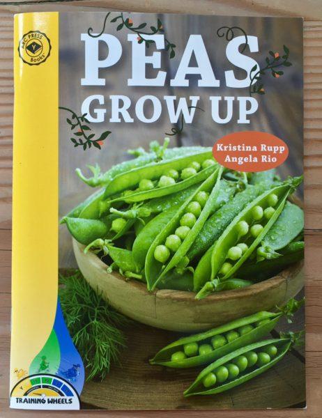 Peas Grow Up