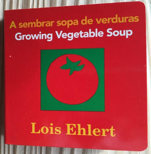 Vegetable Soup Sopa de verduras