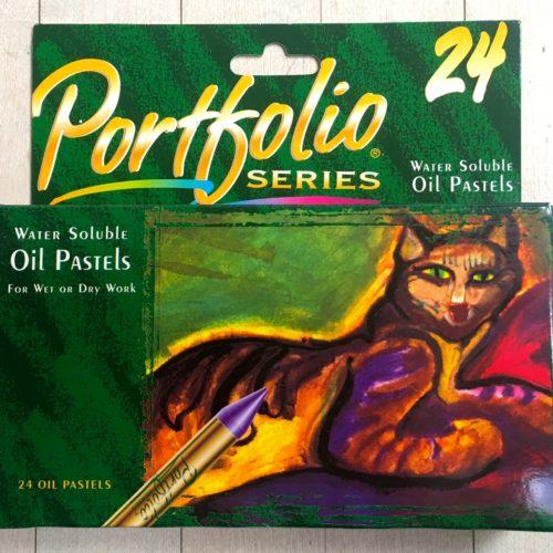 Watercolor Pastels Pasteles de acuarela