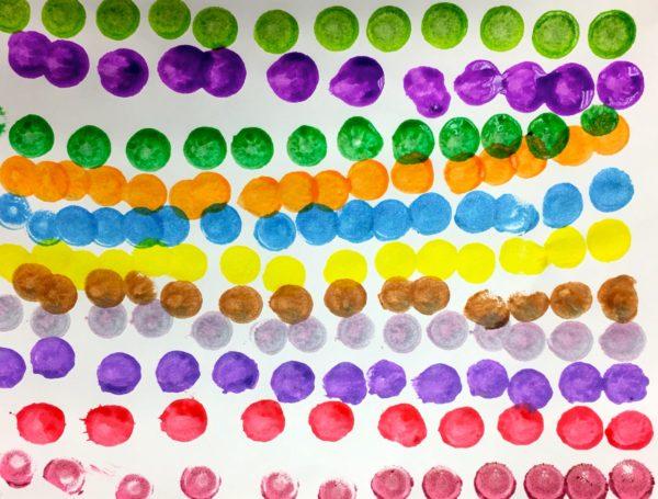 Lots of Dots Muchos puntos