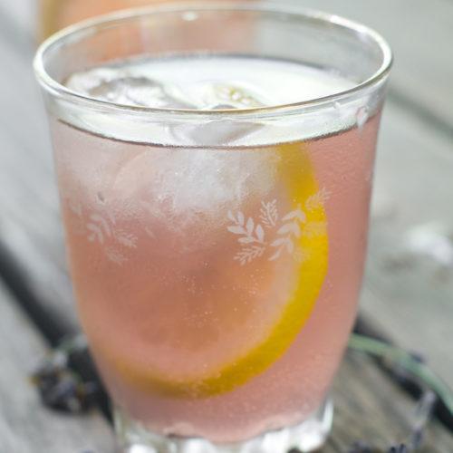 Pink Lemonade Limonada rosa