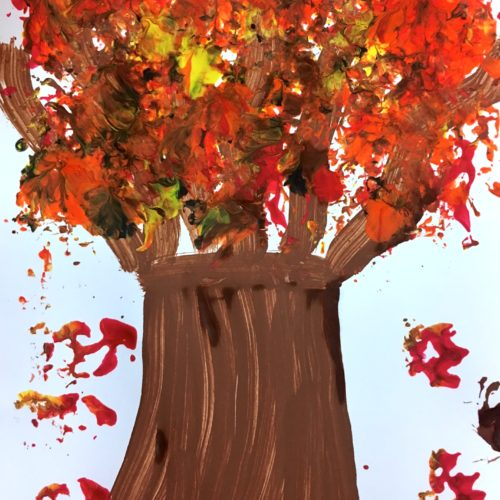 Fall Kids Art 2