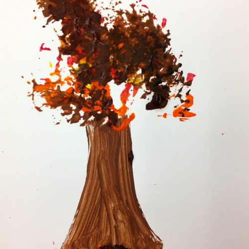 Fall Kids Art 3