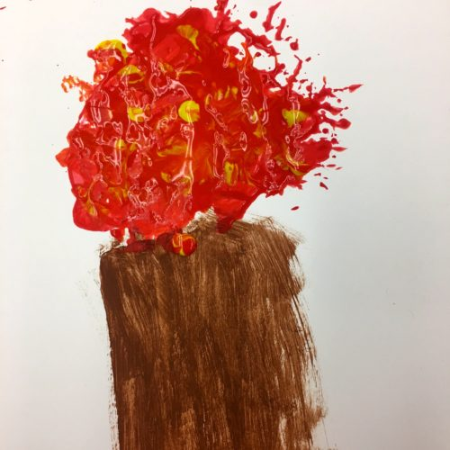 Fall Kids Art 5