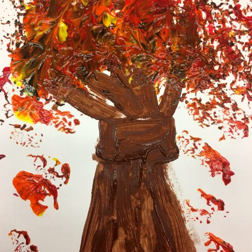 Fall Kids Art 6